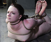 Wrapped, wired, roped, spanked and caged